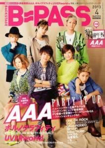 B−PASS 2013年 04月号 AAA