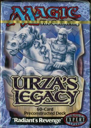 URZA'S LEGACY英語版レイディアントの復讐