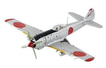 日本陸海軍機大百科 02号 四式戦闘機 「疾風」甲
