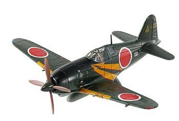 日本陸海軍機大百科 03号 局地戦闘機「雷電」 二
