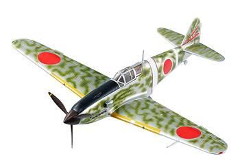 日本陸海軍機大百科 05号 三式戦闘機一型「飛燕」