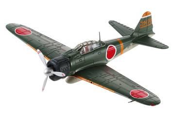 日本陸海軍機大百科 11号 零式艦上戦闘機二一型