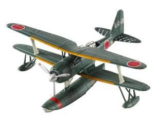 日本陸海軍機大百科 17号 零式観測機一一型