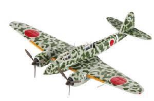 日本陸海軍機大百科 18号 川崎 二式複座戦闘機