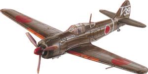 日本陸海軍機大百科 48号 五式戦闘機一型