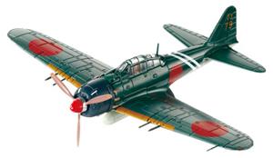 日本陸海軍機大百科 52号 三菱 零式艦上戦闘機五