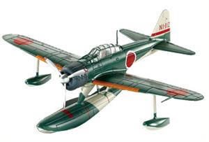 日本陸海軍機大百科 56号二式水上戦闘機