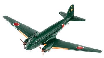日本陸海軍機大百科 84号 昭和 零式輸送機二二型