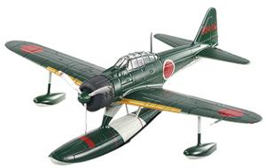 日本陸海軍機大百科 102号 中島 二式水上戦闘機