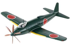 日本陸海軍機大百科 107号 十八試陸上偵察機景雲