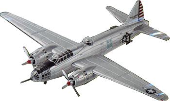 日本陸海軍機大百科 135号 一式陸上攻撃機二四型