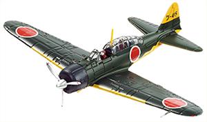 日本陸海軍機大百科 141号 二一空廠 零式練習用