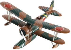 日本陸海軍機大百科 145号 九五式水上偵察機