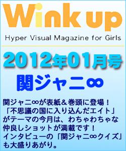 Wink up ウィンクアップ 2012/01