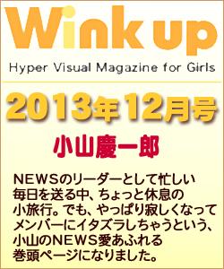Wink up ウィンクアップ 2013/12