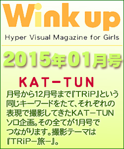 Wink up ウィンクアップ 2015/01